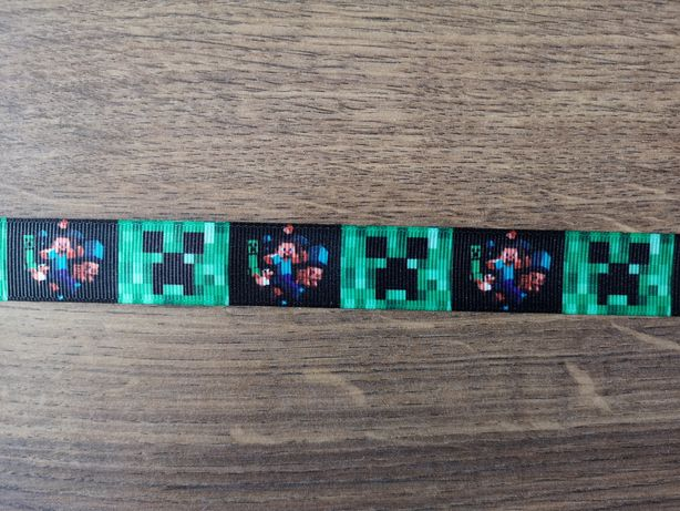 tasiemka rypsowa Minecraft