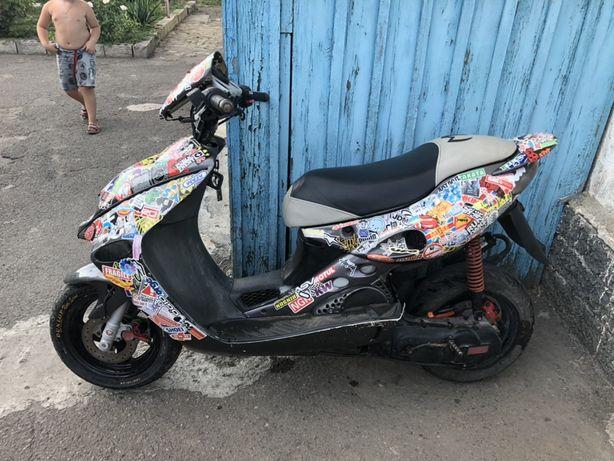 Продам Ракету malaguti f15 faerfox тодже Yamaha Aeroks