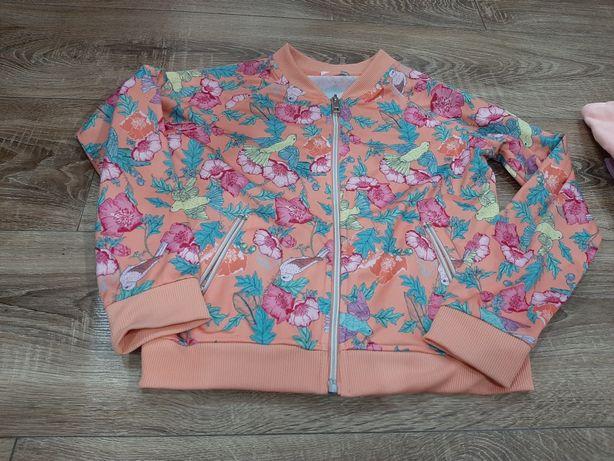 Sprzedam ubrania od 116 do 140