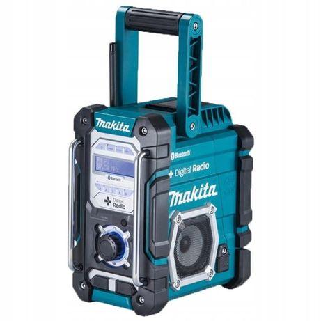 Radio Budowlane MAKITA DMR112 DAB+bluetooth