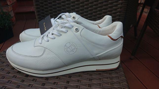 Sneakersy Massimo Dutti r.40
