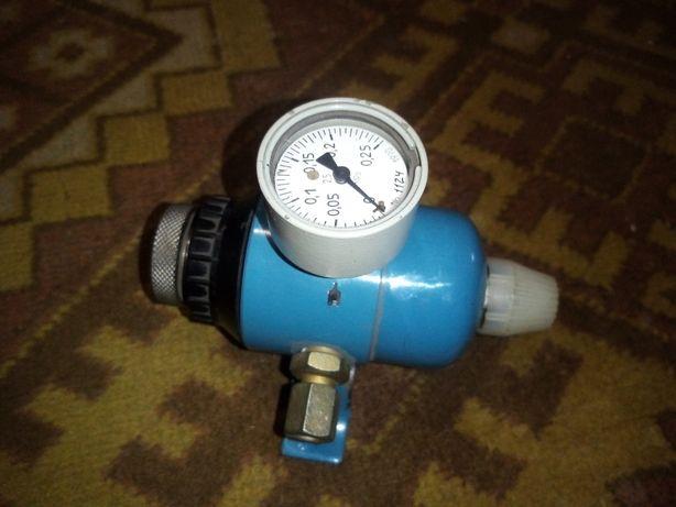 Регулятор давления с фильтром