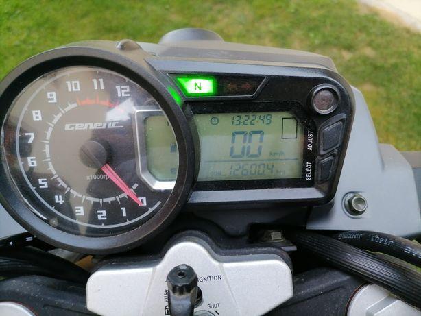 Vendo motociclo 125 cc