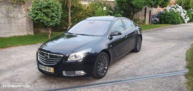 Opel Insignia 2.0 CDTi Cosmo S/S