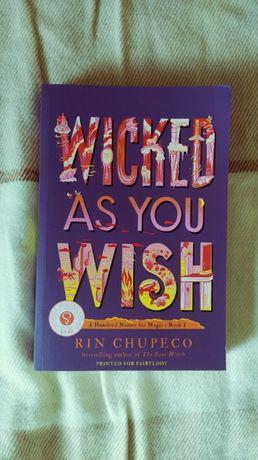 Wicked as You Wish - Rin Chupeco (oferta de portes)