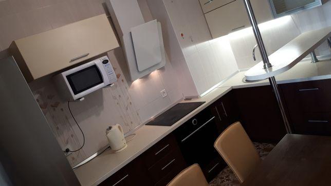 Аренда отличной 3-ой квартиры на Данькевича в новом доме .