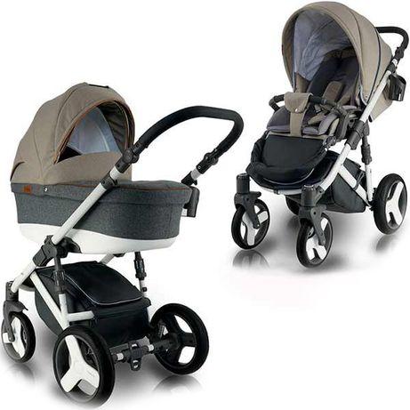 Универсальная коляска Bexa Ultra для новорожденных малышей до 3-х лет