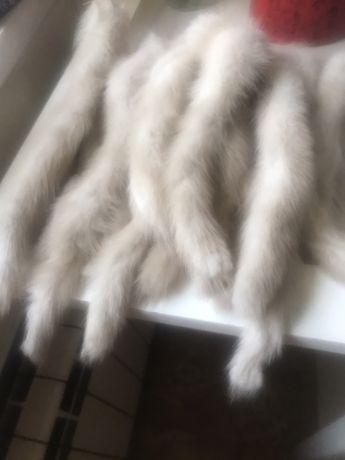 Натуральные хвосты норки