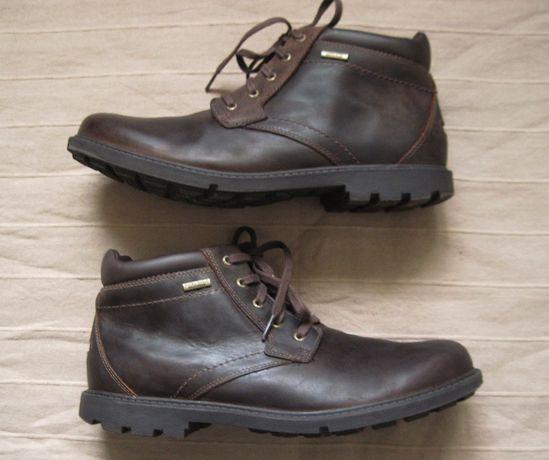 Rockport Storm Surge Plain (46) кожаные мембранные ботинки мужские