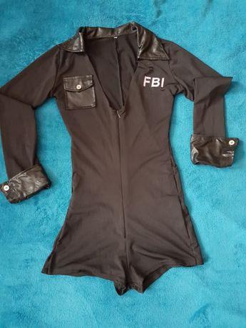 Strój agentki FBI karnawał