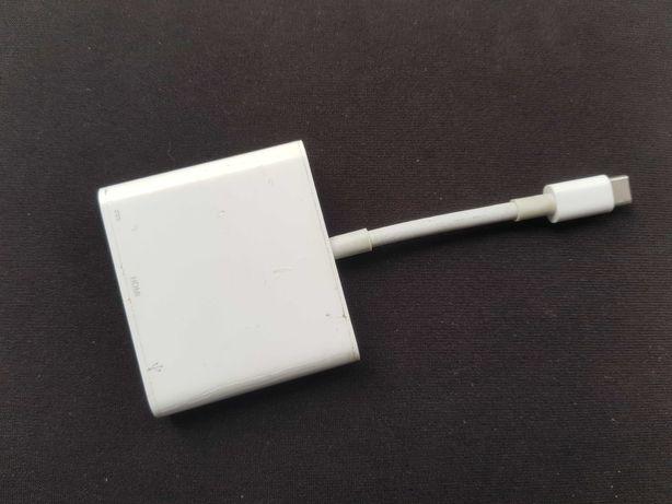 Apple USB-C Digital AV Multiport Adapter адаптер оригинал на HDMI USB