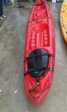 Kayak Ocean 2+1 LUGARES + Pagaias