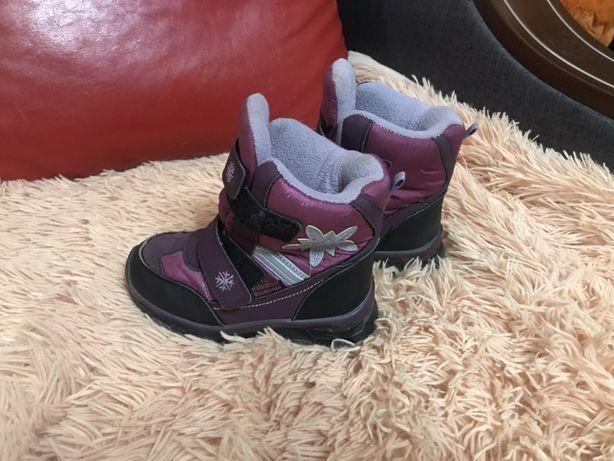 Термо-ботинки! Детские! 29 размер! Но реально 28 длина встельки 18,5 с