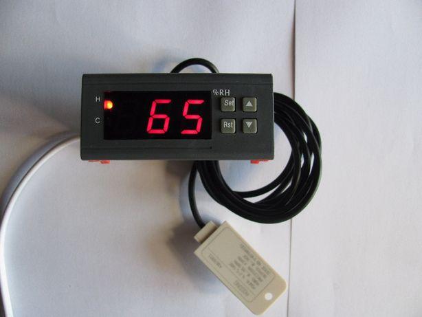 Controlador de Humidade p/ chocadeiras/estufas/etc.