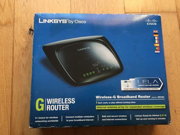 Vendo Router Linksys-Cisco