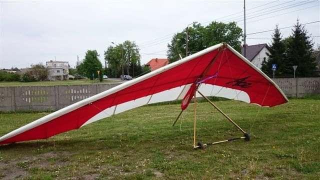 Lotnia Solar Ace - Skrzydło  14 m rozpiętości