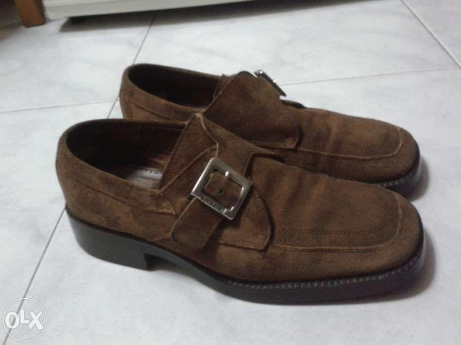 Vendo sapatos de homem Nº42. Leiria, Pousos, Barreira E Cortes - imagem 1
