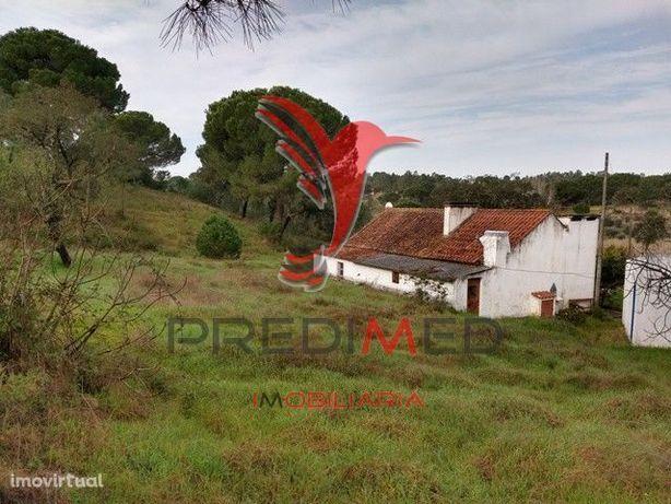 Monte Alentejano com 1,5 hectares, Montargil