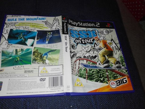 PlayStation dois SSX on Tour