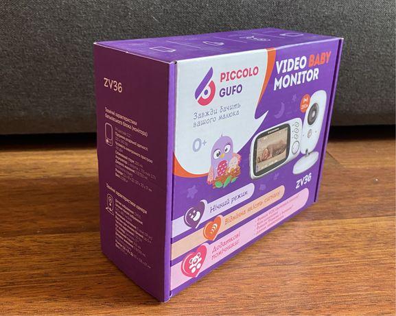Цифровая видеоняня PiccoloGufo (ПиколоГуфо) ZV36