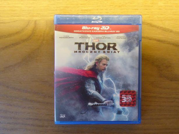 Thor: Mroczny świat 3D/2D Blu-ray