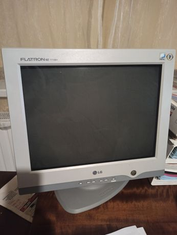 Moniror Flatron lG 710 BH