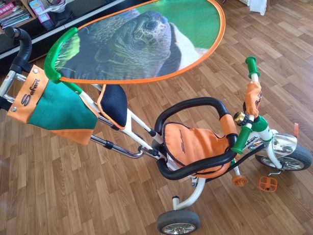 Велосипед трьохколісний Safari trike