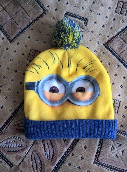 Детская зимняя шапка Житомир - изображение 1