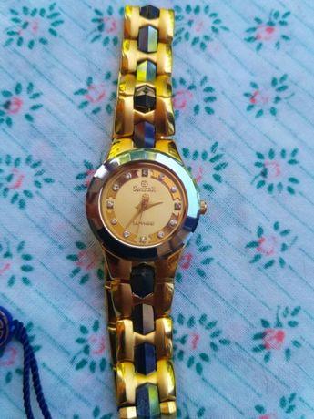 Swistar sapphire crystal женские часы наручные