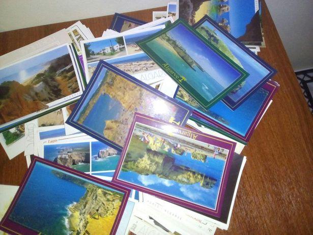 Lote de 180 postais