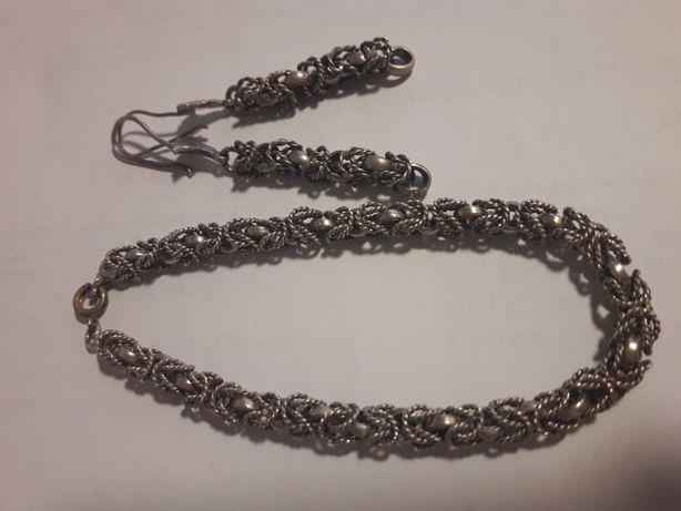 Продам серебряный комплект необыкновенной красоты!