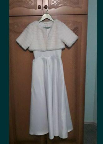 На причастя плаття