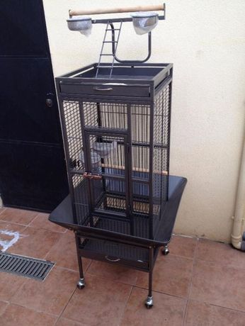 Gaiola Recreio - Papagaio