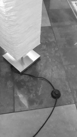 Lampa stojąca na dwie żarówki