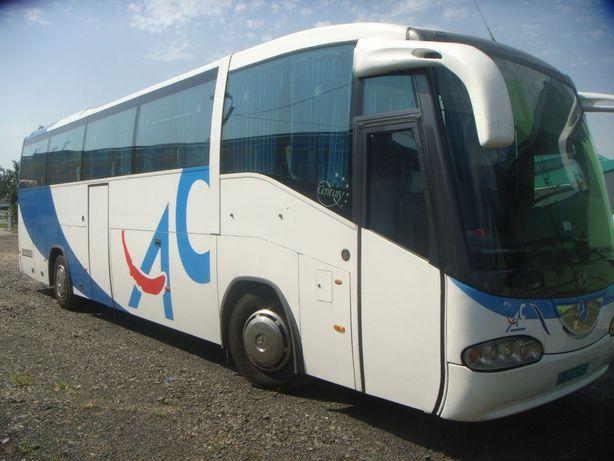 Продам автобус пасажирський, міжміський / туристичний, 55 місць