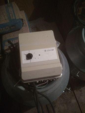 продам вентилятор (витяжку) канальний kd 400m Systemair