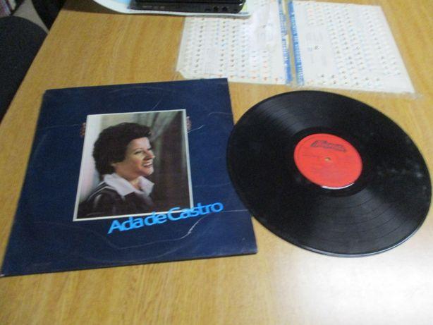 Disco vinil LP Ada de Castro Fado