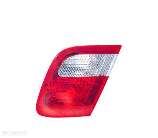 FAROLINS TRASEIROS PARA BMW SERIE 3 E46 4P 98-01