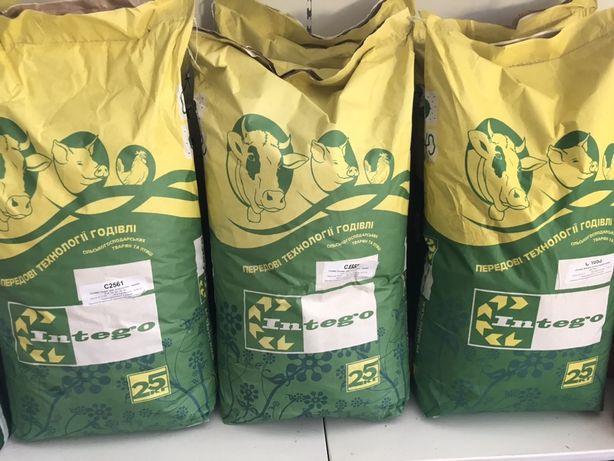 БВД добавки для відгодівлі свиней 25 кг