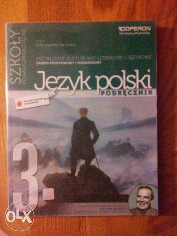 Język polski szk. ponadgimnazjalne