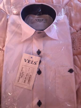 Новая рубашка Vels классика мальчик