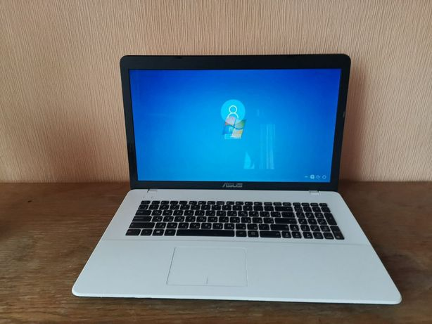 Asus X751 S - ноутбук - Асус