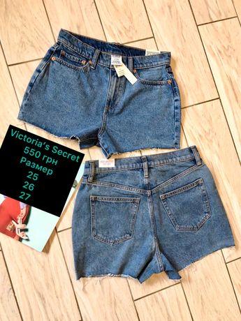 Шорты Юбка джинсовая Levis Guess Victoria's Secret Calvin klein