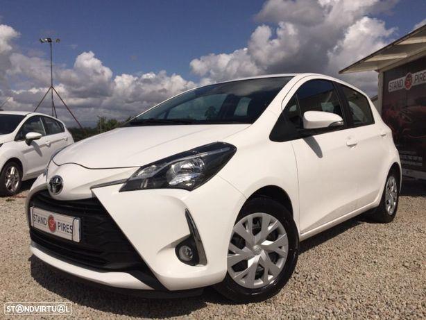 Toyota Yaris 1.0 VVT-i Exclusive