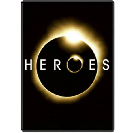 DVD - Heroes Serie 1 - Edicao ESPECIAL - SERIE