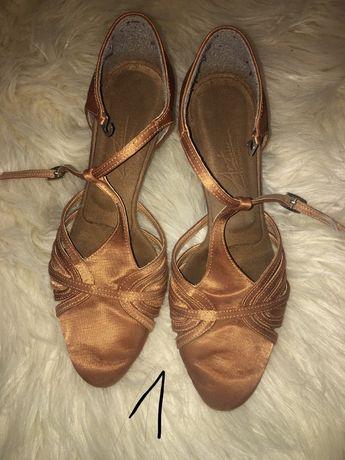 2 pary butów do tańca towarzyskiego do st i la