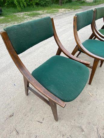 Skoczek krzesło PRL
