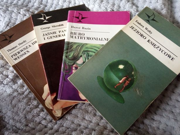 Książki z serii Koliber
