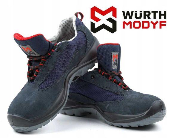 Sapatos Segurança WURTH LIGHT II S1P
