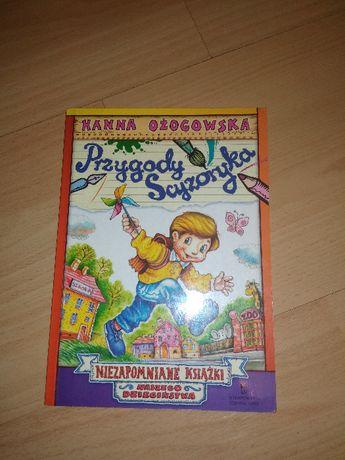 Przygody Scyzoryka Hanna Ożogowska